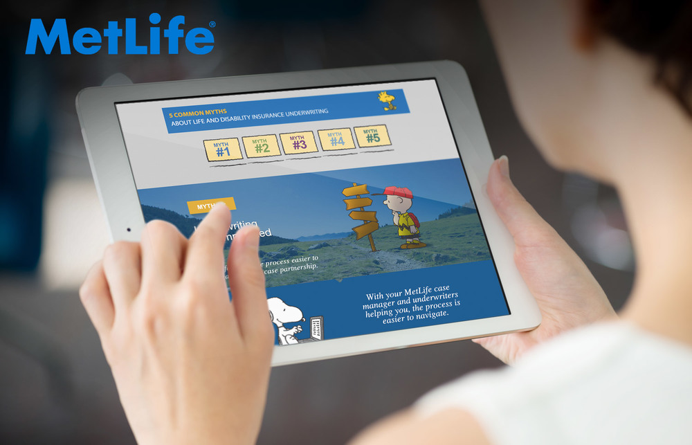 MetlifeHow MetLife keeps agents connected and informed through digital channels.