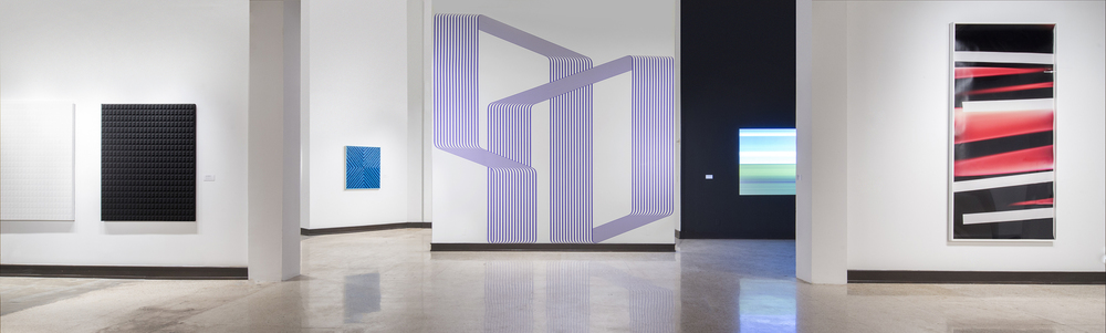 Linear Abstraction Exhibition, 2015  *Gutstein Gallery, Savannah, GA