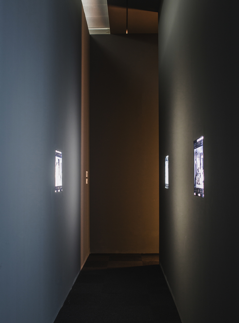 "DeFine Art Exhibition: Alfredo Jaar ""Shadows"", 2014.  *SCAD Museum of Art, Savannah, GA"
