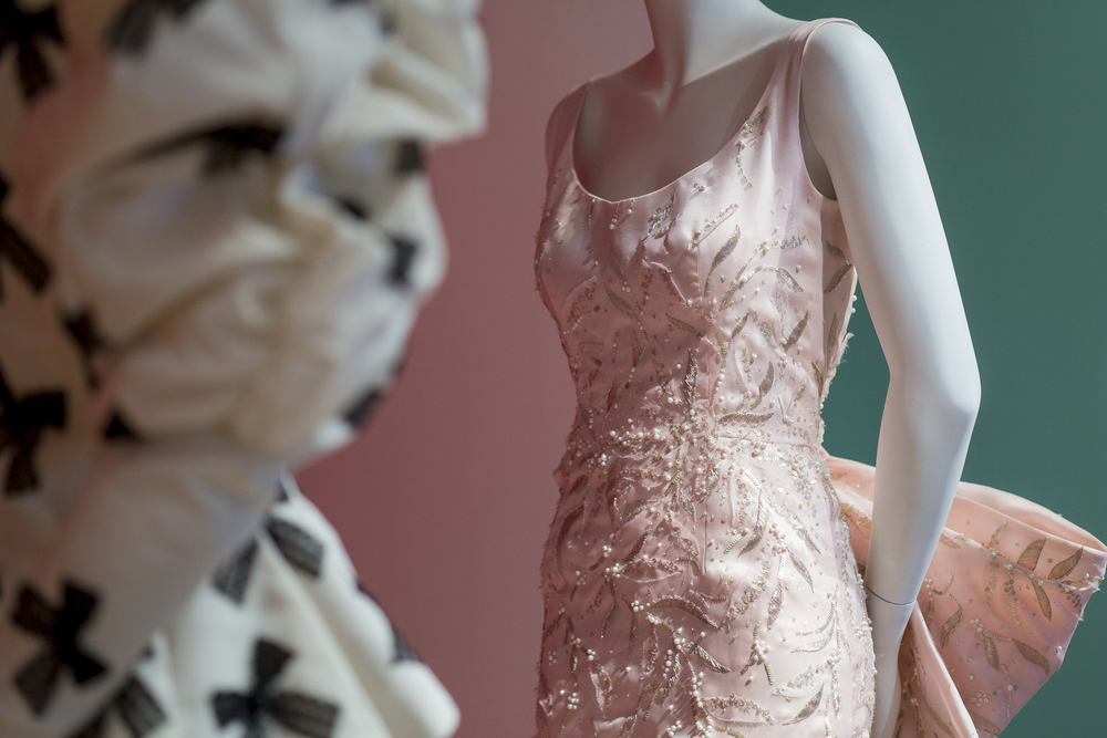 Oscar De La Renta: His Legendary World of Style, 2015  *SCAD Museum of Art, Savannah, GA