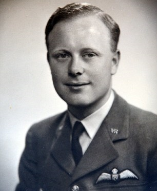 "Royal Air Force Pilot Officer Paul Abbott Baillon: ""One of the few"""