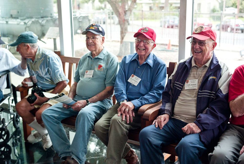 fac43b64b59f04 Just a few months late... but here is a recap from last October when San  Antonio was honored to play host to the Fifth Marine Division s annual  reunion. In ...