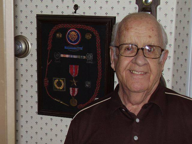 Henry I. Vaden  June 18, 1922 - March. 21, 2015  424th Regiment, 106th Infantry Division   Battle of the Bulge