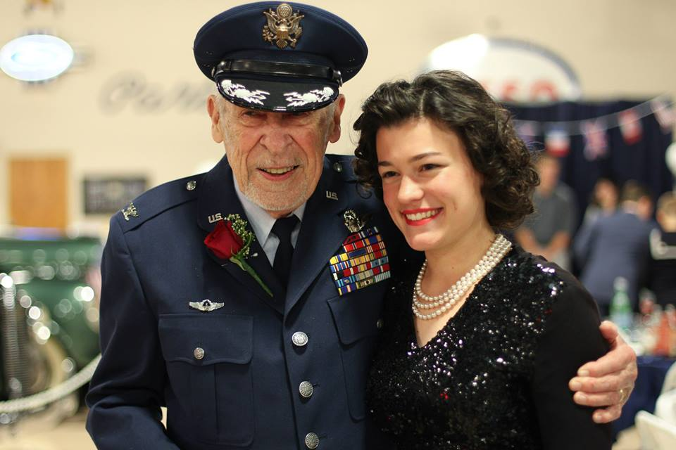 Col. James Broughton  November 3, 1923 - April 14, 2016  Air Force  WWII, Korea,Vietnam