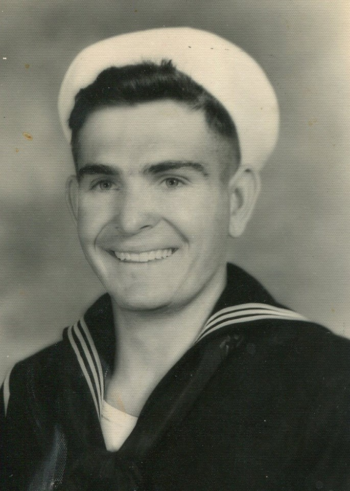 D.J. McConal  September 6, 1924 ~ May 11, 2017  Navy -WWII