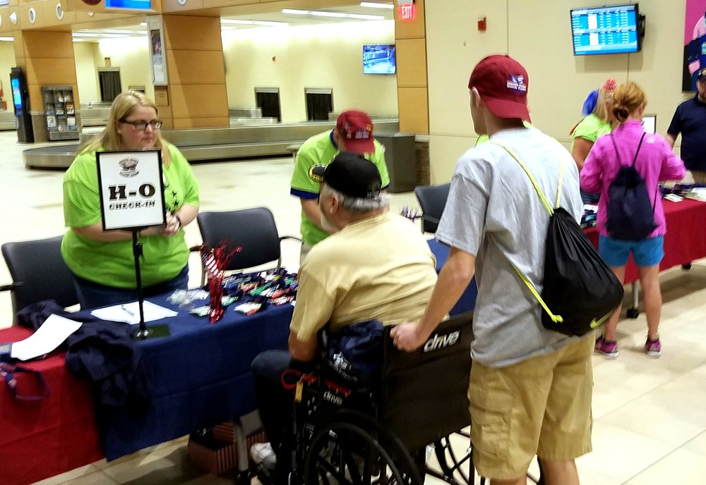 Honor Flights — The Blog — Operation Meatball