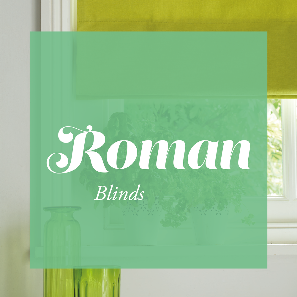 roman blinds west lothian