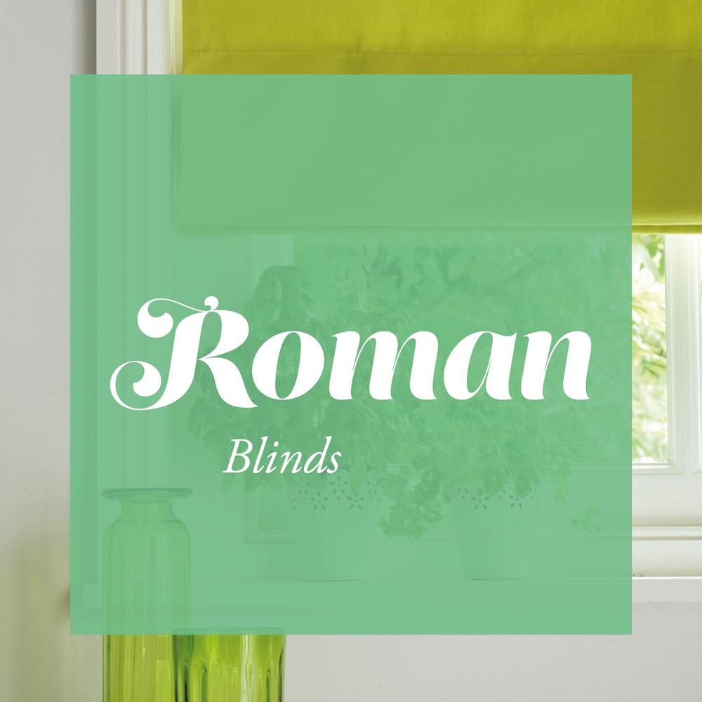 roman blinds west lothian