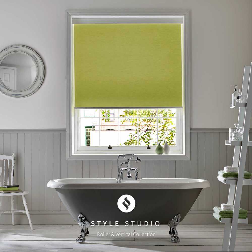 Atlantex Lime Bathroom Roller.jpg