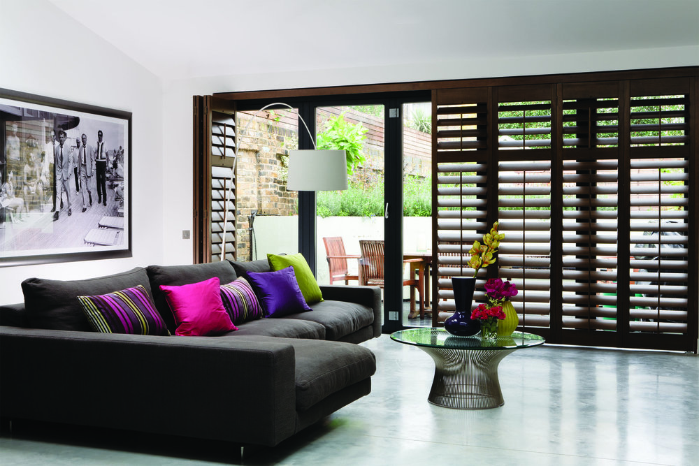 Window Shutters In West Lothian