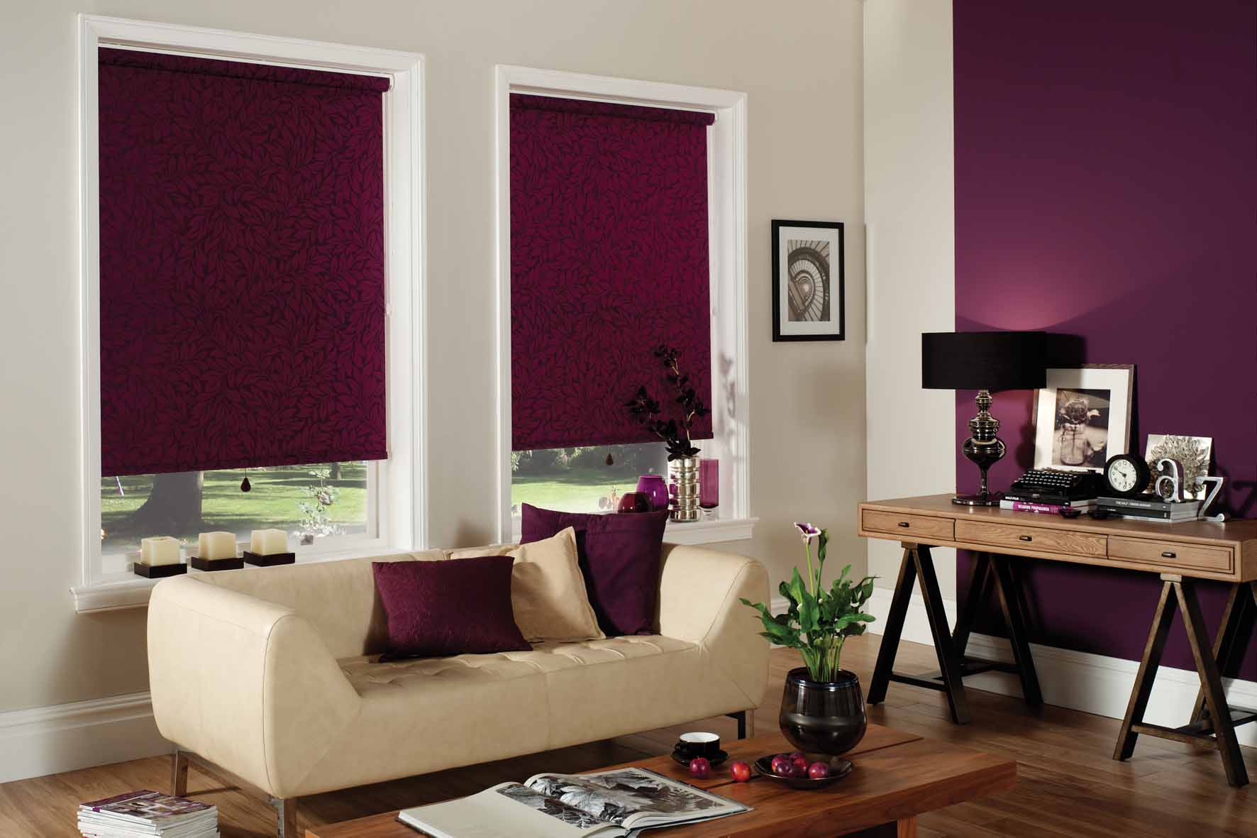 Knight Shades | Blinds West lothian | Made to Measure blinds