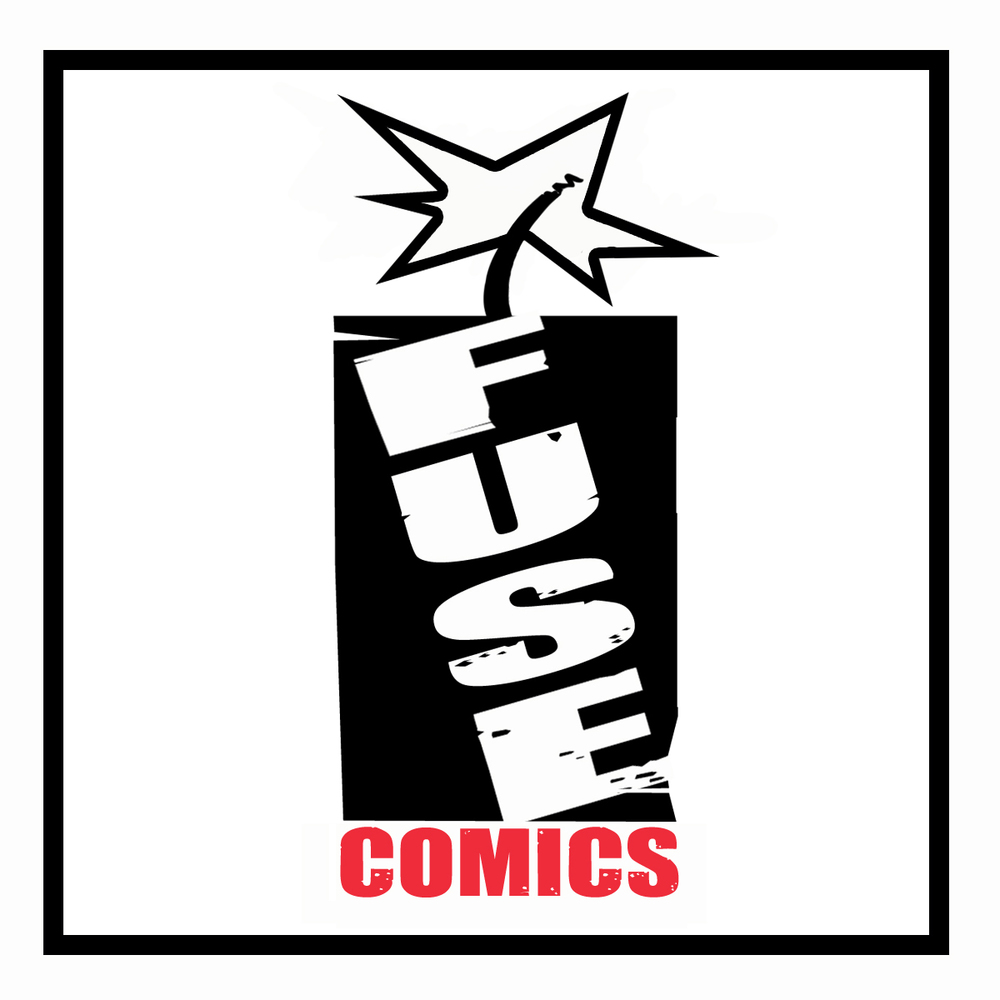 Available at  Fuse Comics.Com