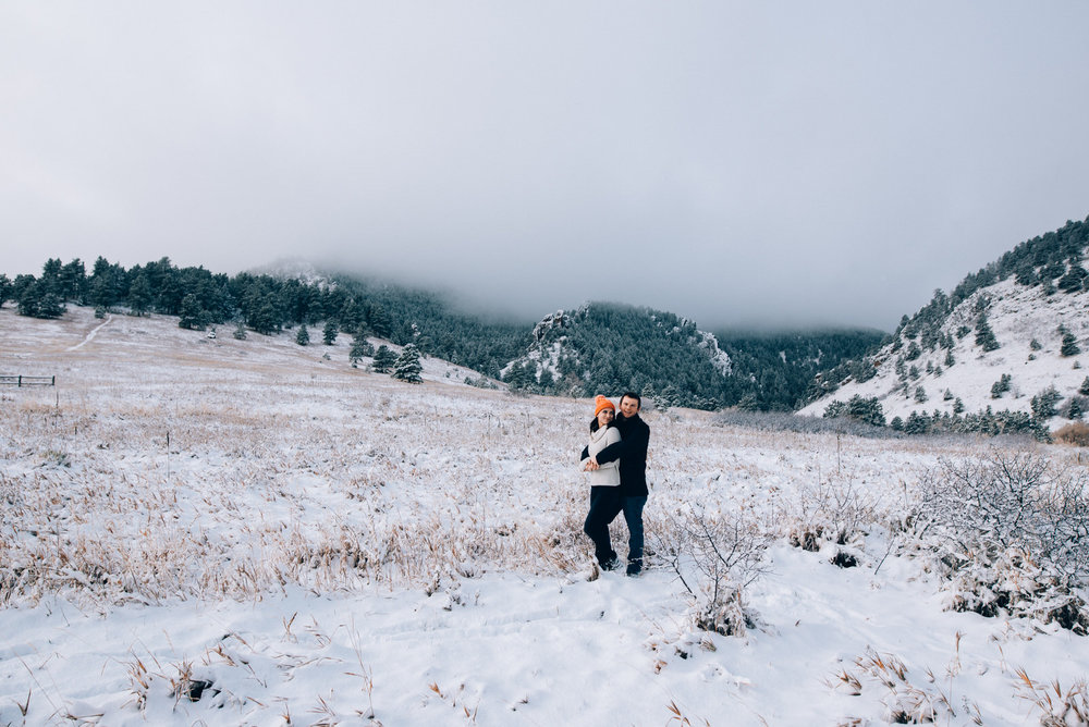Chautauqua Park Couples Photos Boulder Colorado