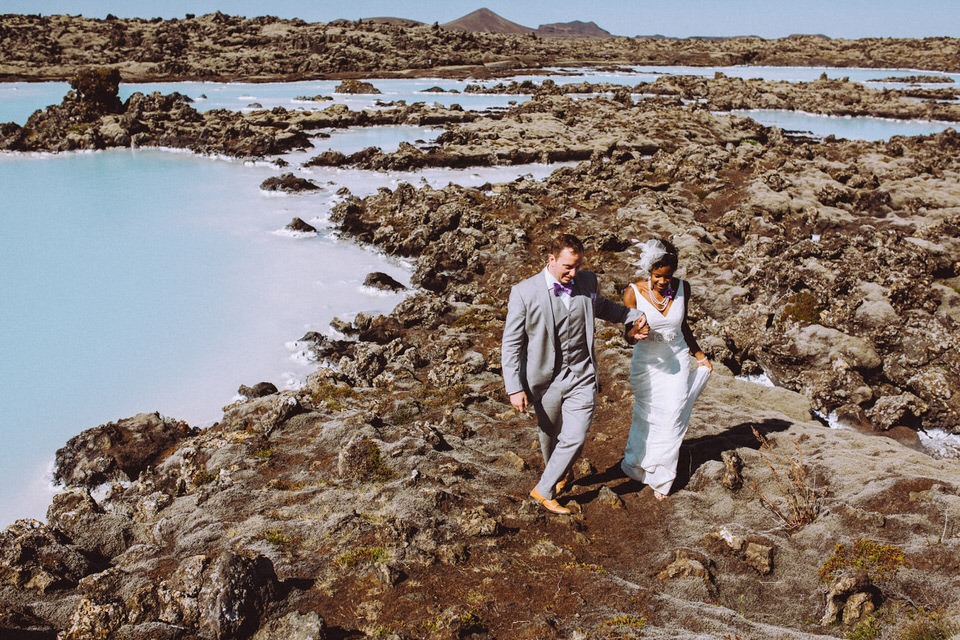 Iceland elopement/wedding