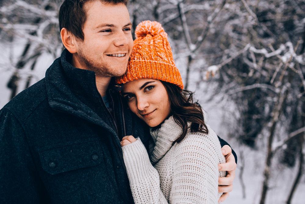 Couples Photos Boulder Colorado - Chautauqua Park - Denver Wedding Photographer