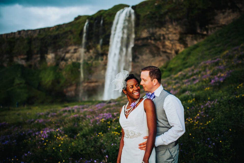 Iceland elopement/wedding