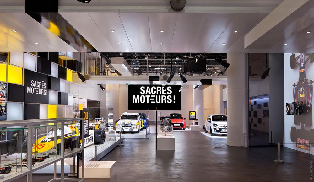L'Atelier Renault em Paris