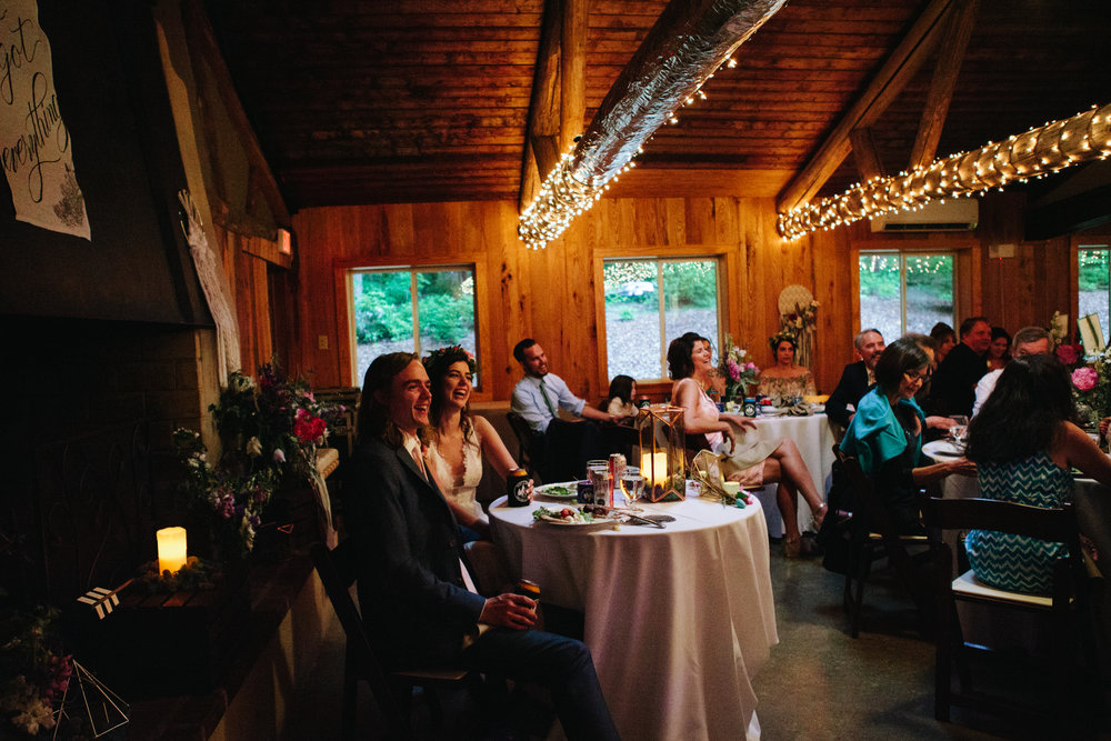 montfair resort farm camp wedding