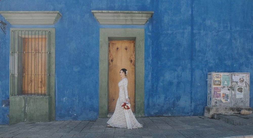Jade Dress  $960, photo by  Chucho Potts