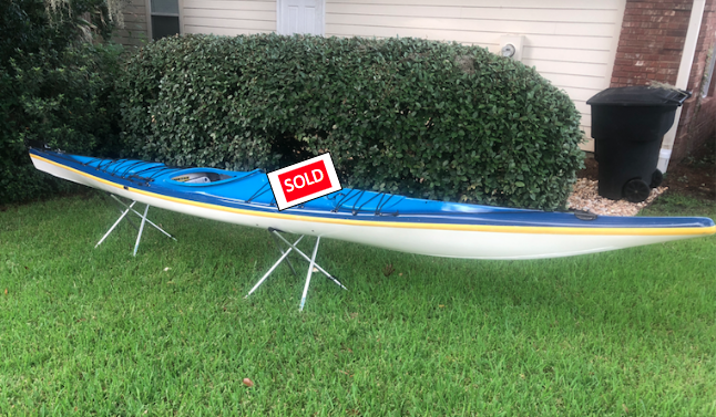 Seaward Quest, $1,200. 2beaswater@gmail.com