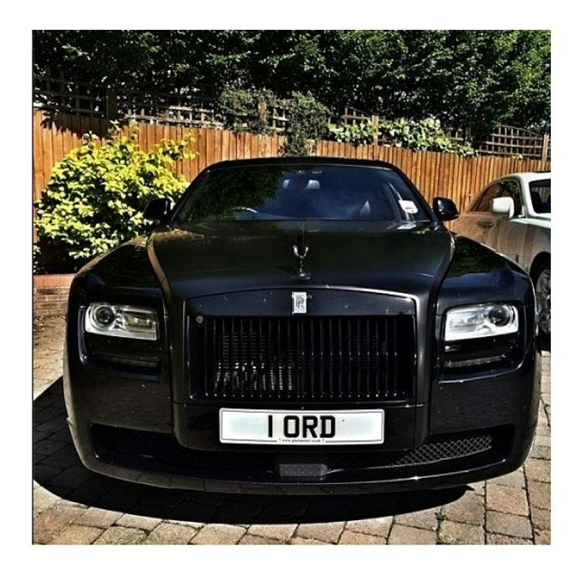 Black Ghost. You want it don't you? #rr #ghost