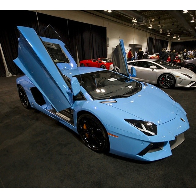 Rent this aventador (same color) for $3,000 per day. THIS WEEK ONLY!! Normally $4,500 per day! 305.896.7766