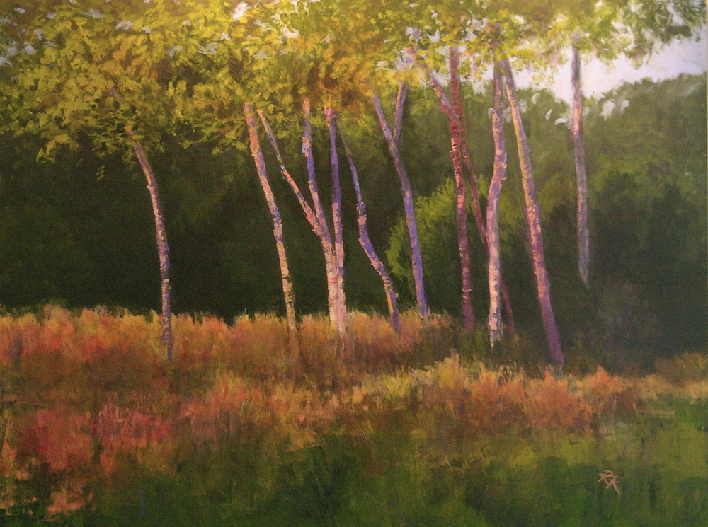 Meadow's Edge 36 x 48 x 1 1/2 $900