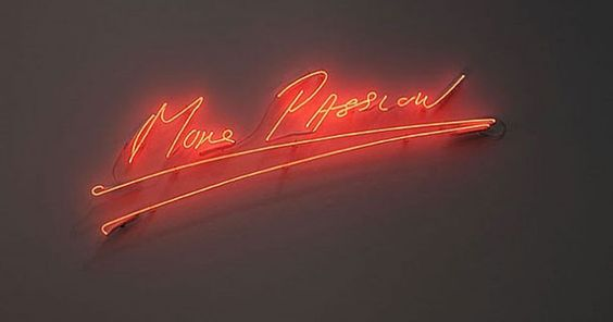 Tracey Emin,  More Passion , 2011