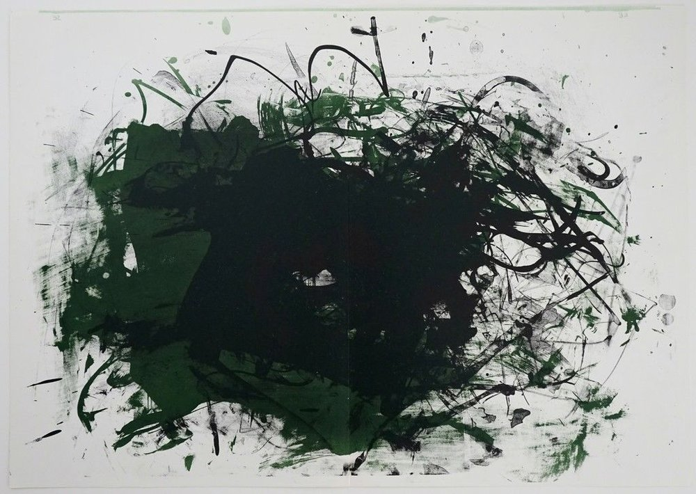 Joan Mitchell,  Untitled , 1964