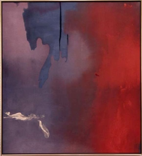 Sleeping Beauty , 1965 by Helen Frankenthaler