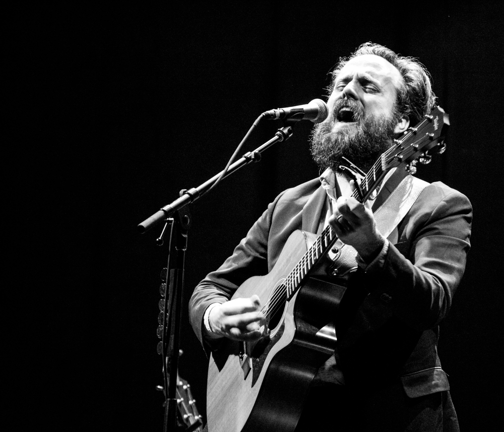 Iron & Wine  - published