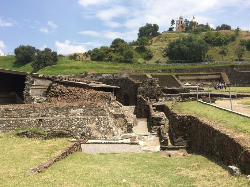 Ruins of Cholula