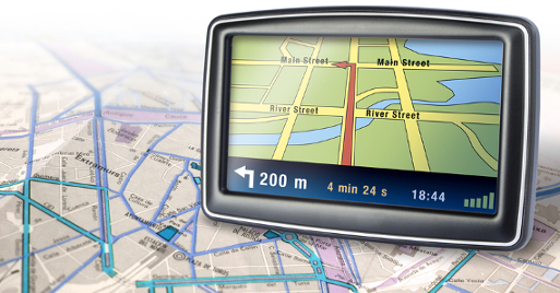 FREE International Maps on Your GPS — Sunglasses Required