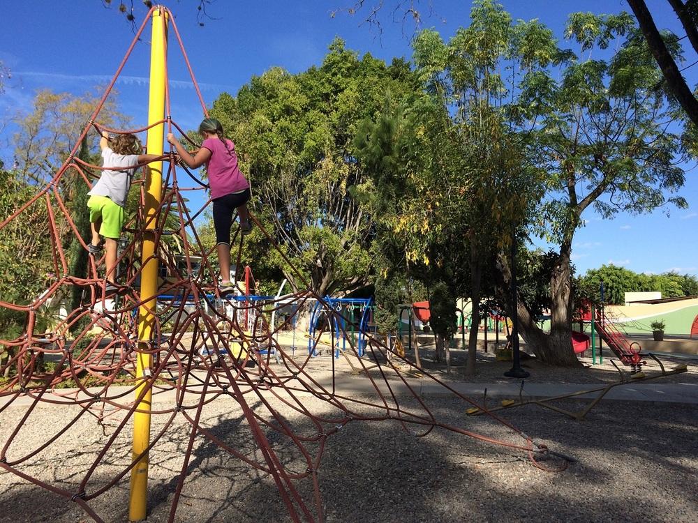 Finally, a good park!
