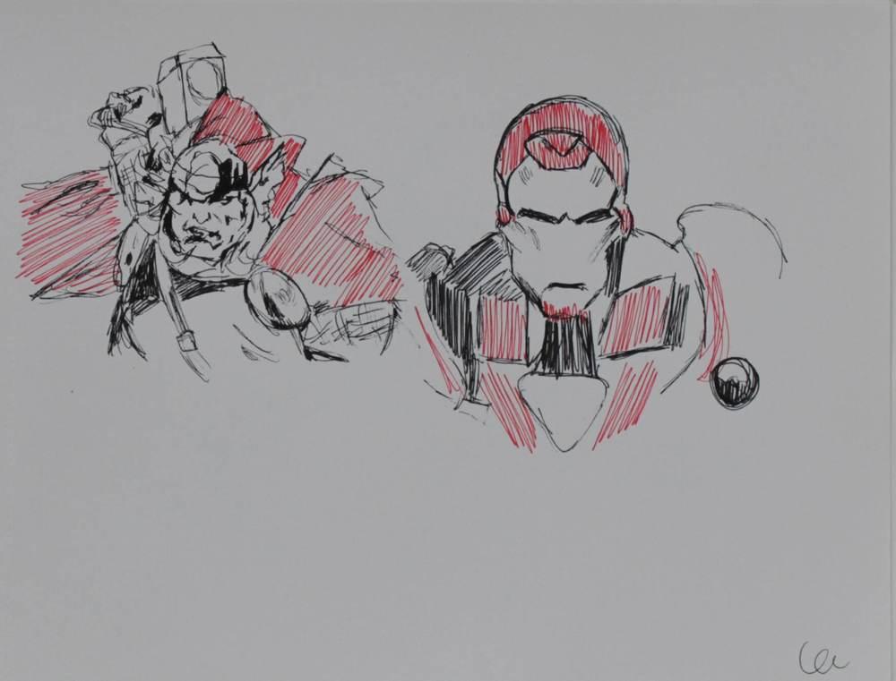 """""""Thor & Ironman"""""""
