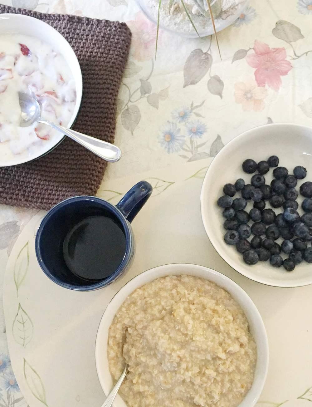 breakfast - my favorite