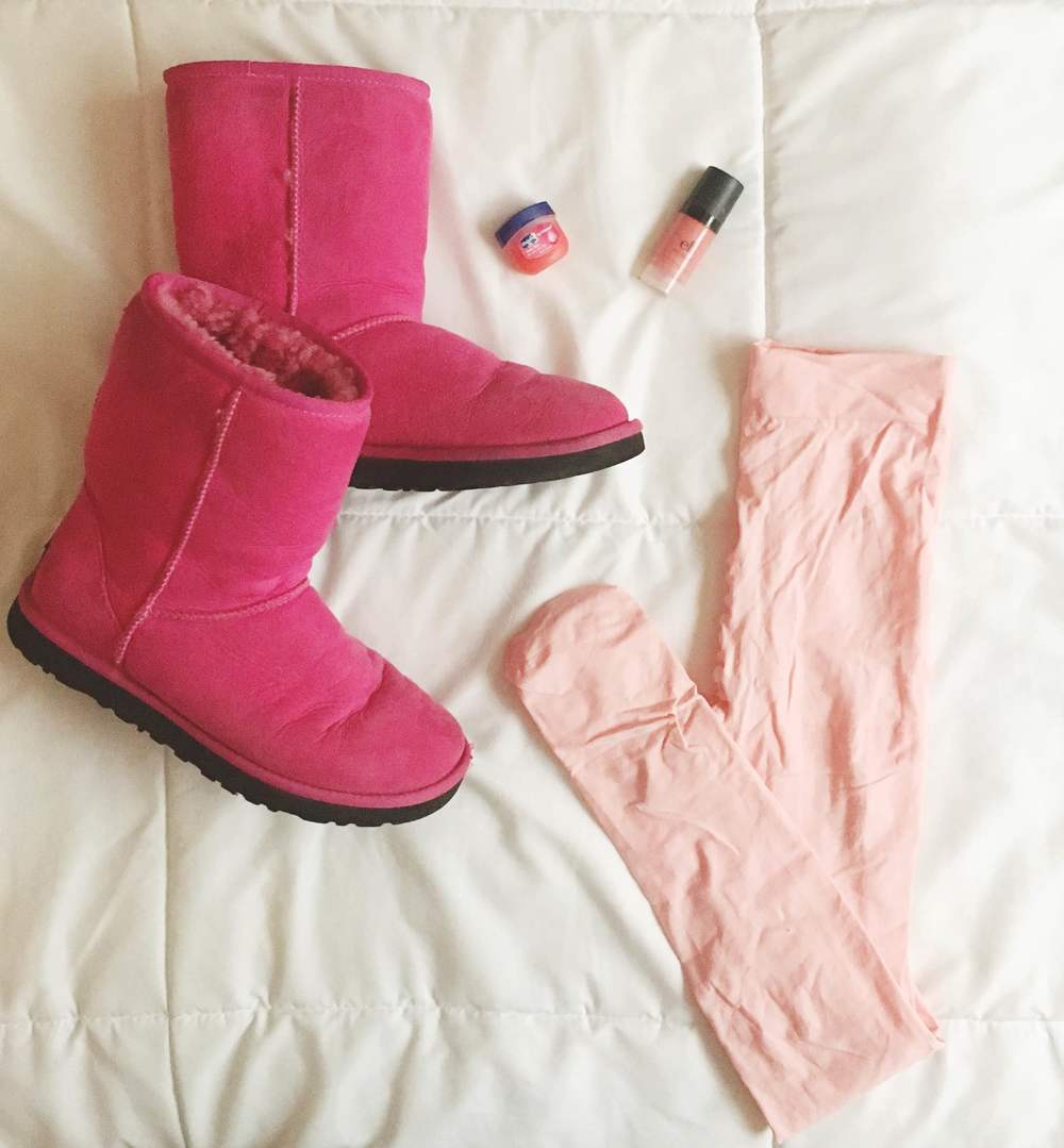 love love my pink!