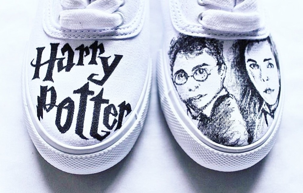 Harry Potter Qustom Quinns .
