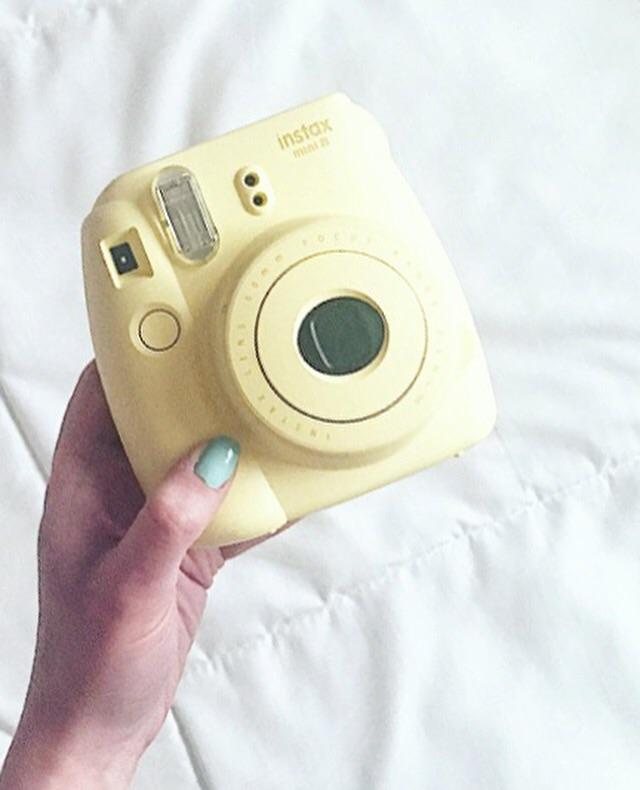 mint + yellow.