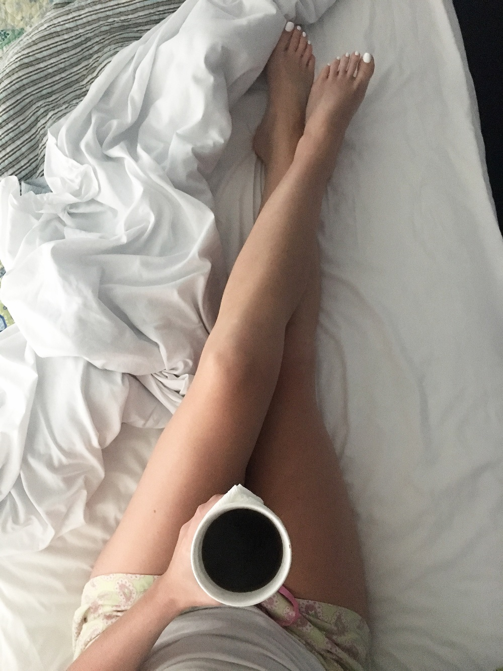 lazy morning.