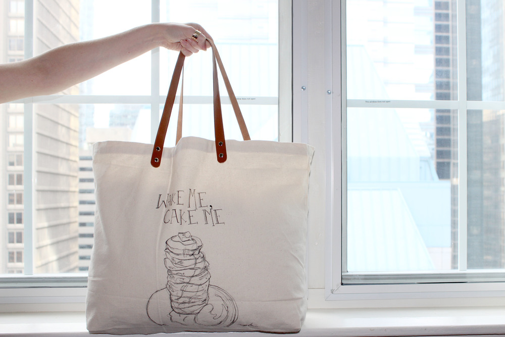tote .  Photographer |  Chris Marciano