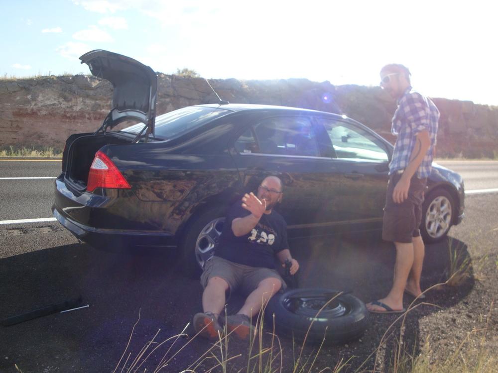 bad luck in Arizona