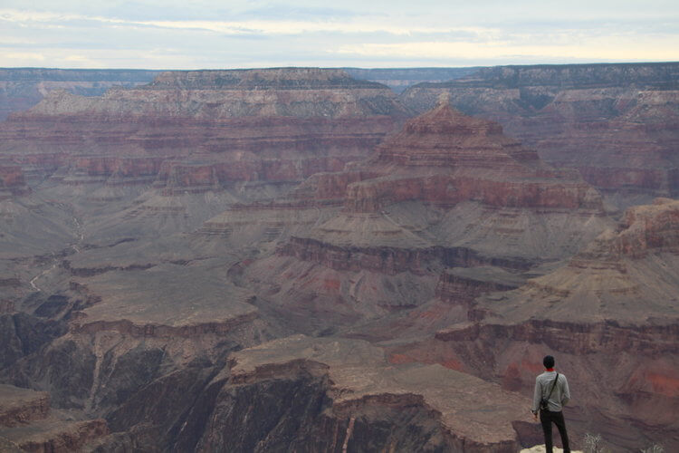 Epic grand canyon photo