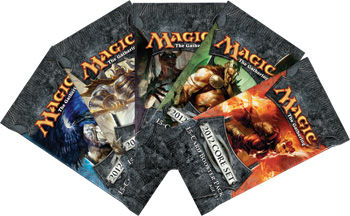 mtg booster packs