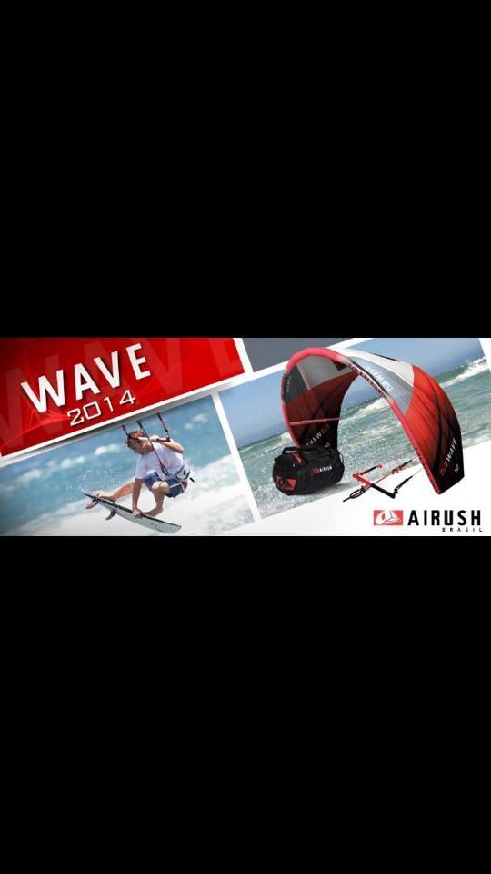 Airush ad Shot by Nate Volk