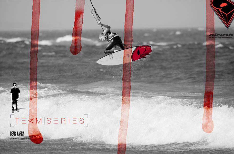 Airush Team Series Shoot in South Africa!