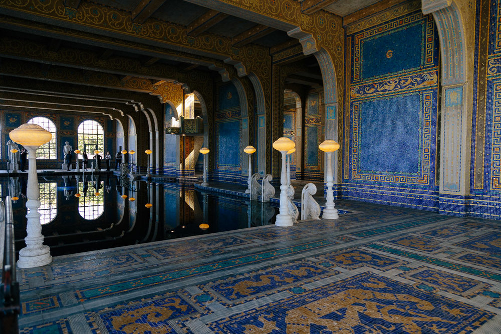 Hearst Castle – San Simeon, California