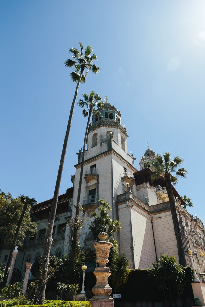 Hearst Castle - San Simeon, California
