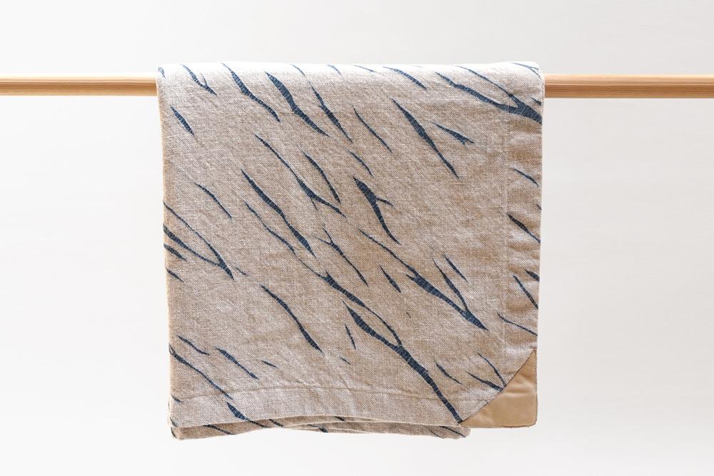 Commune Design & Small Trade Co Shibori Blanket $1100