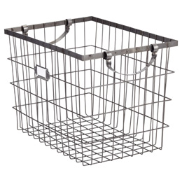 Container Store Harvest Basket $25-$30